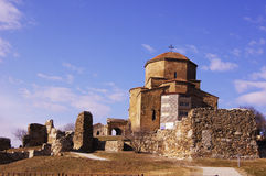Djvari monastery Stock Image