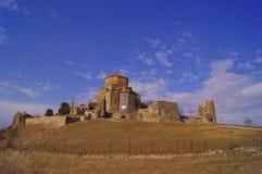 Djvari monastery Royalty Free Stock Image