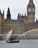 łódkowaty diamentu ogienia jubileuszu widowisko Zdjęcie Stock