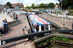 Łódkowaty rejs Obraz Royalty Free