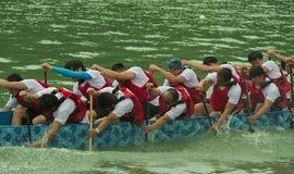 łódkowaty smoka Obrazy Royalty Free