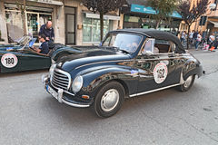 DKW 3=6 (1956) Στοκ Εικόνα