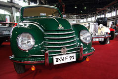 DKW F91 Sonderklasse (Audi) Royalty Free Stock Images