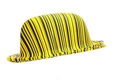 Dla dzieciaka plastikowy kapelusz Fotografia Royalty Free