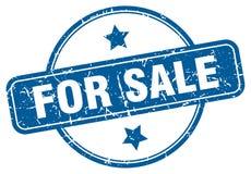 Dla sprzeda? znaczka ilustracja wektor