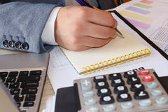 Dlaczego pisać planie biznesowym Pomyślni biznesów czynniki Fotografia Stock