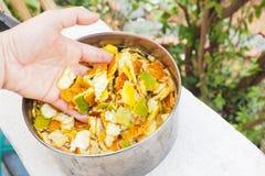 Dlaczego robić pomarańczowej łupy ziele Fotografia Stock