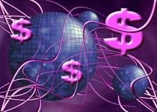 Dólar. Foto de archivo libre de regalías