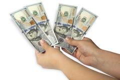 Dólar Foto de Stock