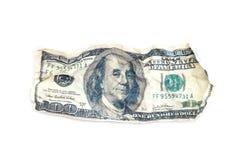 Dólar americano Fotografia de Stock