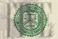 Dólar de EE. UU. Imágenes de archivo libres de regalías