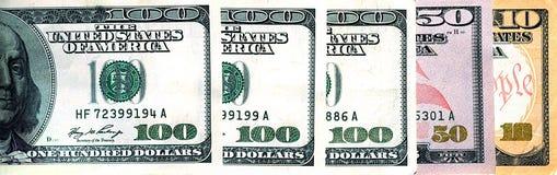 Dólares de Estados Unidos (los E.E.U.U.) Imagenes de archivo