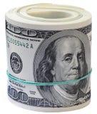 Dólares do rolo. Imagem de Stock