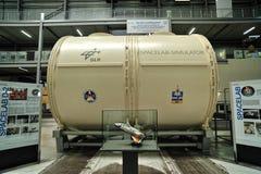 DLR Ruimtelaboratoriumsimulator Stock Afbeeldingen