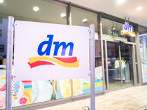 DM Royalty Free Stock Photos