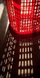 3dmax κόκκινο καλαθιών Στοκ Εικόνες