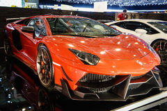 DMC EXOTIC CAR TUNING LIMITED, Motor Show Geneva 2015. Stock Images