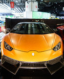 DMC EXOTISCHE CAR TUNING LIMITED, Motorshow Genève 2015 royalty-vrije stock foto