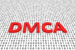DMCA Imagens de Stock Royalty Free