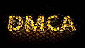 DMCA (Digital Millennium Copyright Act) Stock Images