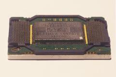 DMD-chip fotografering för bildbyråer