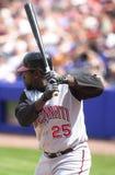 Dmitri Young, Cincinnati Reds Image stock