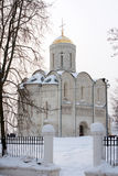 Dmitrievskiy Cathedral In Vladimir Royalty Free Stock Images