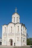 dmitrievskiy domkyrka Arkivfoton