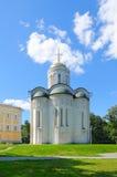 Dmitrievsky (Dmitrovsky) Cathedral in Vladimir, Golden Ring of R Stock Image