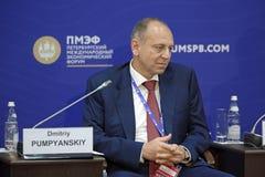 Dmitriy Pumpyanskiy Stock Images