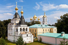 Dmitrov Kremlin, Russia Royalty Free Stock Photo