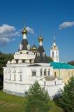 Dmitrov, Russia, Elizabeth Church in Dmitrov Kremlin Stock Photos