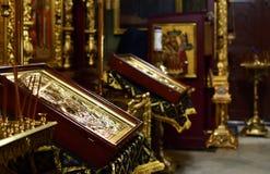 Dmitrov Ryssland - mars 10 2018 kloster för böniconsinBorisoglebsky man Royaltyfria Foton