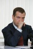 Dmitry Medvedev Stock Images