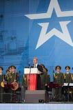 Dmitry Medvedev Royalty Free Stock Photography