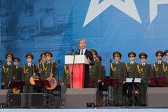 Dmitry Medvedev Stock Photography