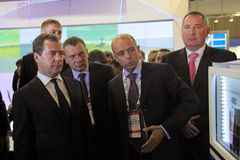 Dmitry Medvedev Stock Photos