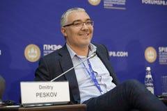 Dmitry Nikolaevich Peskov Immagine Stock