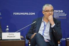 Dmitry Nikolaevich Peskov Royalty Free Stock Photo