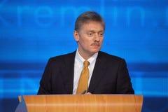 Dmitry Peskov Stock Images