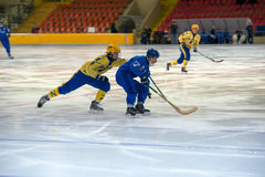 Dmitry Savelyev 19 in action Stock Photography