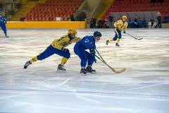Dmitry Savelyev 19 en la acción Fotografía de archivo