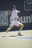 Dmitry Tursunov at Los Angeles Tennis Open Royalty Free Stock Photos