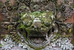 Démon de Balinese Image libre de droits