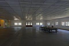 DMZ, Corée du Nord (DPRK) Photographie stock libre de droits