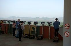 DMZ, Koreańska republika obraz stock