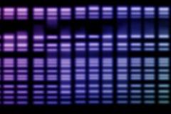 DNA γενετικό διανυσματική απεικόνιση