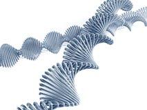 DNA κώδικα Στοκ εικόνες με δικαίωμα ελεύθερης χρήσης