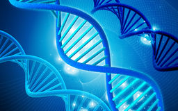 DNA Stockbild
