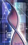 DNA Στοκ Εικόνα